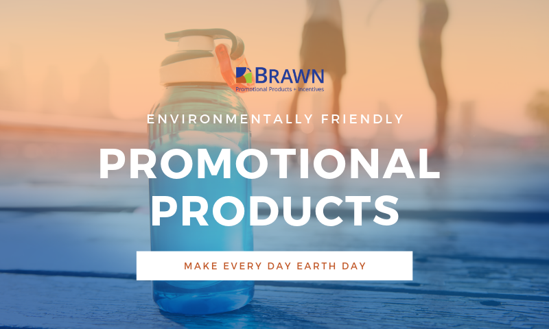 Environmentally friendly promotional products