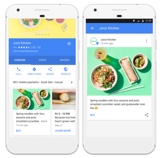 Google My Business Offer Posts